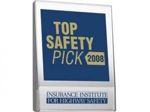 Наиболее безопасные машины года