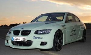 Установлен рекорд скорости для авто на сжиженном газе