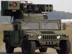 Boeing продемонстрировал Humvee с лазерной установкой