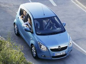 Опель Agila объявлен одним из наиболее бюджетных авто