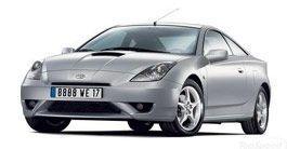 Тойота делает свежую Celica