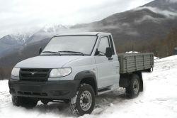 Грузовой автомобиль Уаз Патриот  на Украине