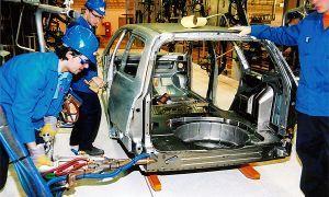 Более 50% рабочих Форд были штрейкбрехерами