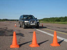 Курсы увеличения водительского искусства… небезопасны