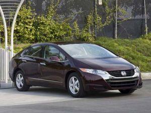 Хонда FCX Clarity. Экономное водородное будущее