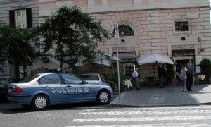 Глава греческой милиции лишен работы за автомобильную парковку в неуказанном месте