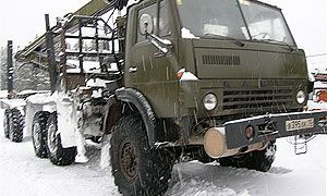 В городе Москва стартовала панзоотия угонов КамАЗов