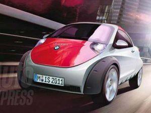 БМВ может воскресить миникар Isetta