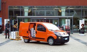 Фиат продемонстрировал свежий вагон Fiorino