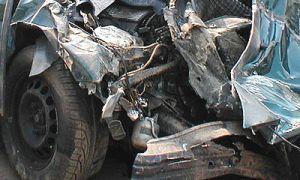 УАЗ проломил автоколонну парламентариев, были убиты 3 человека