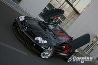 BRABUS продемонстрирует собственную версию роадстера SLR Макларен