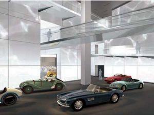 Известный музей БМВ обновится к весне 2008 года
