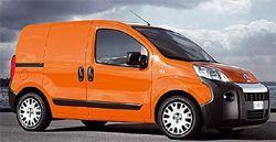 Фиат рассчитывает выпустить Fiorino с электрическим мотором
