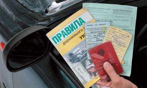 Украинцы стали не соблюдать ПДД на 40% больше