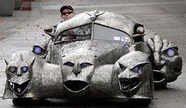 Представлен самый страшный авто на свете