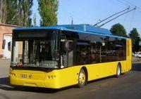В Киеве публичному автотранспорту предоставят отдельную полоску