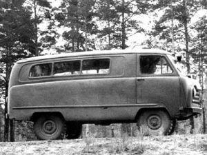 50 лет преданию УАЗа