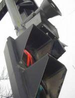 В Харькове вышли «говорящие» светофоры