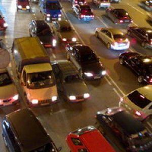 Киевсовет выдумал как одолеть пробки за 18 млн. гривен.