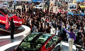 В Болонье открывается интернациональный автомобильный салон