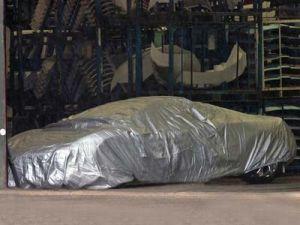 Лотус прячет собственный «Supercar»
