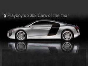 Playboy представил наиболее «горячие» машины