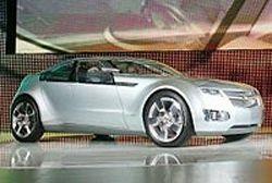 General Motors продемонстрирует Chevrolet Вольт на пляжах Сан-Франциско