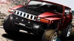 Hummer продемонстрирует в Детройте концепт HX