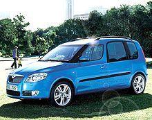 3 модификации Шкода одолели в Авто Трофи - 2007