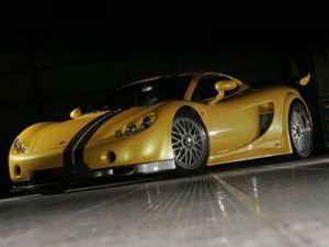 Ascari A10 – свежий победитель  Top Gear