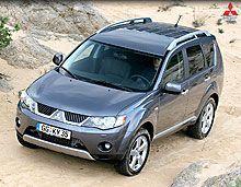 Мицубиси Аутлэндер XL будет участвовать в авто-ралли «Дакар-2008»