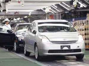 Тойота рассчитывает беречь не менее 2,7 млн. долларов США раз в год