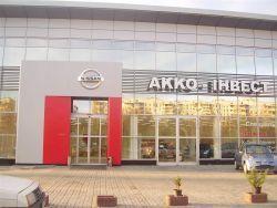Раскрылся классический торговый центр «Ниссан» в Харькове