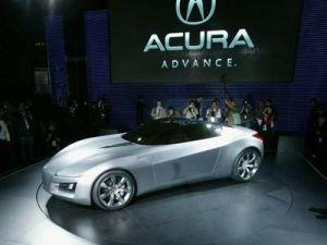 Хонда доказывает выпуск Акура NSX в 2010 году