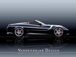 Vandenbrink сделал купе ДжиТи Convertible на основе Феррари