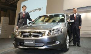 В Японии стартуют реализации новой Хонда Аккорд