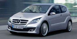 Свежий Мерседес A-класса будут делать как автомобиль с откидным верхом и внедорожник
