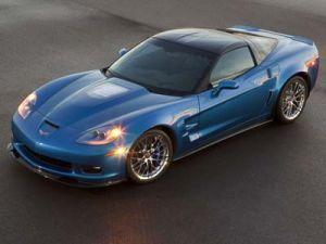 General Motors продемонстрировал заслуженный супер-кар Корветт ZR1