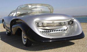 Aurora представлена самым безобразным авто всех времен и народов