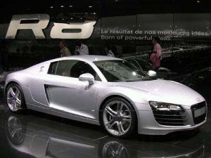 Ауди R8 – авто и дизайн года