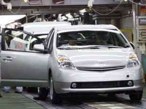Тойота изготовитель №1 во всем мире