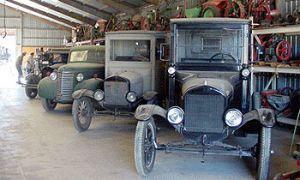 В городе Москва будет музей авто старины