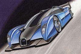 Bugatti делает авто с 1175 л.с.