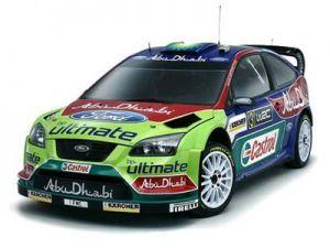 Форд продемонстрировал свежий Фокус RS World Rally Car