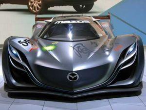 Детройт 2008: Мазда продемонстрировала концепт Furai