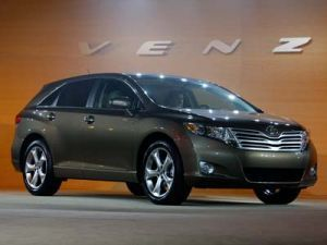 Детройт 2008: Тойота продемонстрировала внедорожник Венза
