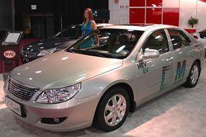 Детройт 2008: смешанный хэтчбек BYD F6DM
