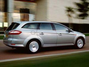 Форд Мондео – самый лучший домашний авто по словам Top Gear