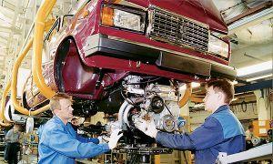 Российский Богдан повысил выпуск легковых машин на тридцать процентов