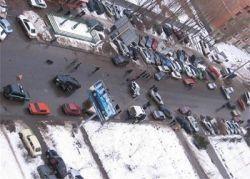 Зачинщик трагедии в Одессе, в которой пострадало 11 автомашин, имел при себе револьвер